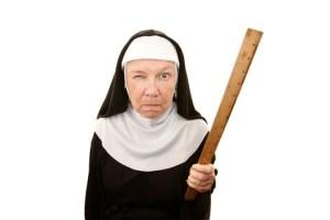 mean-nun